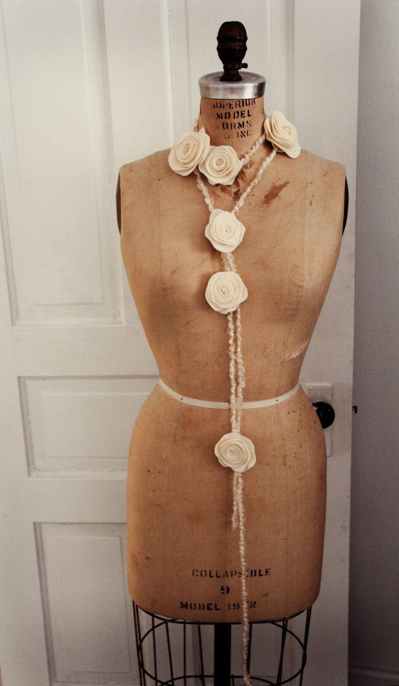 Dressformscarf