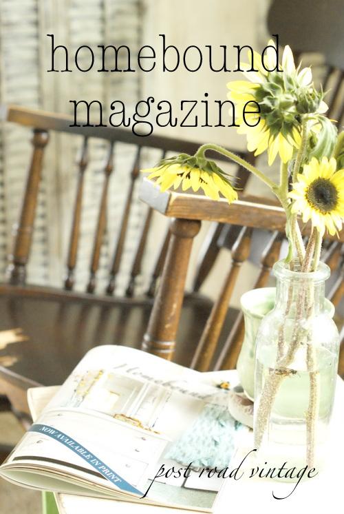 Homebound magazine 8